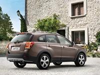 Chevrolet actualiza su todo camino Captiva
