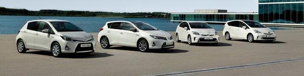 Toyota venderá más de 150.000 híbridos en Europa este año