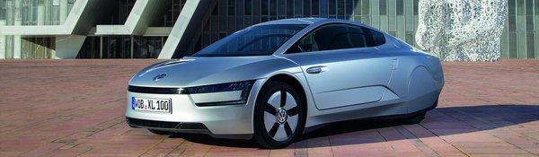 Volkswagen XL1, menos de un litro a los 100 km