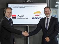 Acuerdo ALD-REPSOL para promover el renting de vehículos GLP
