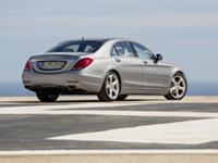 Mercedes presentará el Clase S enchufable