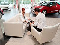 Crecen las ventas de coches a particulares en el primer semestre
