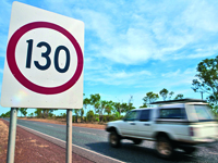 Tráfico aumentará a 130 km/h el límite en autopistas y autovías