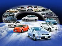 Toyota, líder europeo en reducción de emisiones nocivas