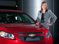 GM pone a Mary Barra al frente de la corporación