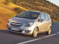 El coche más fiable de Europa es Opel Meriva