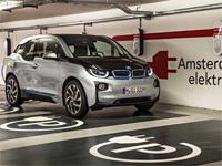 Los BMW i en España se cargarán gracias a Schneider Electric
