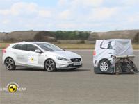 EuroNCAP premiará a los coches que frenan solos