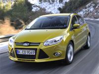 Ford Focus, líder de ventas mundial durante 2013