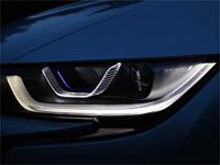 BMW lleva el láser a la iluminación del automóvil