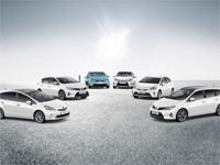 Toyota, líder mundial de ventas;