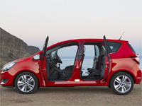 El nuevo Opel Meriva
