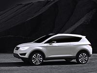 SUV llegará al mercado en 2016