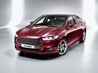 Ford logra 'adelgazar' su Mondeo hasta reducir su peso un 25%