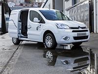 Citroën apuesta por la Berlingo para su entrada en los industriales eléctricos