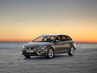 El SEAT León ST, elegido Coche del Año de Renting 2014