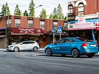 No más accidentes graves gracias a Volvo