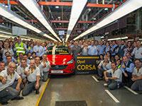 Opel continuará confiando en Figueruelas para producir el nuevo Corsa