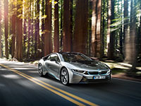 El BMW i8, reconocido como el coche más ecológico del mundo, World Green Car Award