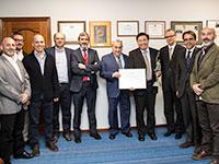 """El Renault Mégane, trofeo """"Estrella LUIKE del Motor 2014"""""""