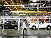 La fábrica de Barcelona de Nissan producirá una pick-up de Mercedes