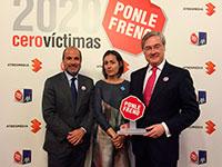 """La Fundación CEA gana el premio """"Ponle Freno"""" 2014"""""""