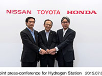 Acuerdo Nissan, Toyota, Honda