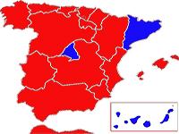 madrid,cataluña,canarias, podium renting