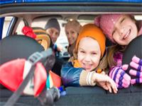 sistemas retención infantil vehículos