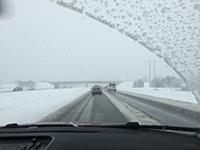 seguridad vehículo en invierno