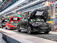 Audi fabricará el nuevo A1 en Martorell
