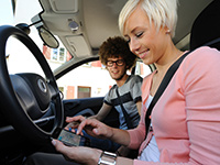 El móvil causa el 2% de los accidentes de tráfico