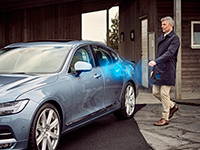 Llaves digitales Volvo