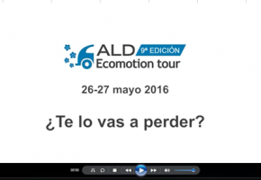 ALD Ecomotion Tour IX edición