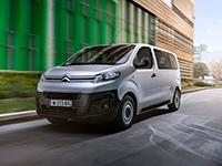 PSA actualiza los Peugeot Expert y Citroën Jumpy