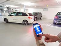 Bosch desarrolla un novedoso sistema para facilitar el aparcamiento