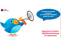 Concurso Twitter ALD Automotive