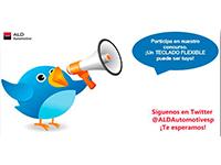 Concurso Twitter ALD Automotive