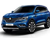 Renault presenta su nuevo SUV grande, el Koleos
