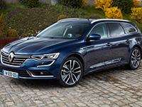 Renault apuesta por el vehículo familiar con el Talisman Sport Tourer