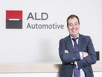 Jesús Domínguez, director de la división de alquiler flexible