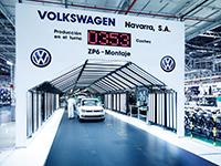 Volkswagen invertirá hasta 1.000 millones de euros en su fábrica de Navarra