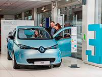 Las ventas de híbridos y eléctricos, en sus mejores cifras en seis años