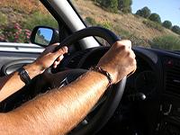 consejos conduccion, postura al volante