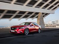 Mazda 6, nueva apuesta japonesa por las berlinas