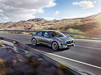Jaguar presenta el I-Pace, su primer SUV eléctrico