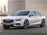 Opel renueva por completo el Insignia, ahora denominado Grand Sport 2017