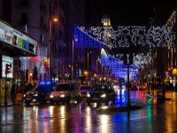 seguridad vial Navidad 2016