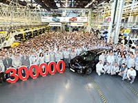 La planta de Renault en Palencia bate su récord de producción