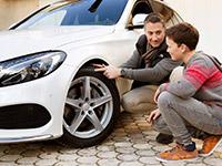 Los jóvenes conductores españoles, aprobados en seguridad vial